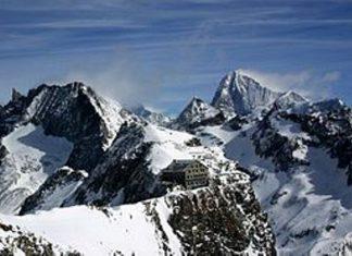 Los montañeros de Arolla estaban cerca del refugio al cual no pudieron llegar por el mal tiempo