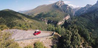 El cañón Añisclo, parada obligada del Pirineos Roadtrip por sus vistas panorámicas FOTO: pyrenees-trip.es