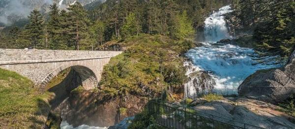 Cauterets y Pont d'Espagne, en el recorrido de Pirineos Roadtrip FOTO: pyrenees-trip.es