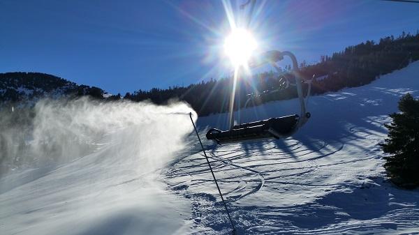 Las estaciones de Skipallars también arrojan un buen balance de la temporada de invierno FOTO: FGC