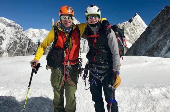 A Willie BenegaS y Matt Moniz podrían prohibirles el alpinismo en el Everest por un periodo de 10 años