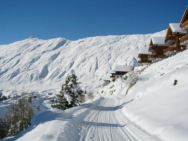 Belalp, en el cantón de Valais, ofrecerá un descuento en el forfait los días de climatología adversa