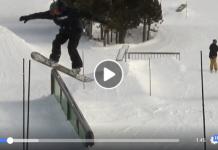 Las mejores imágenes del snowpark de Font Romeu