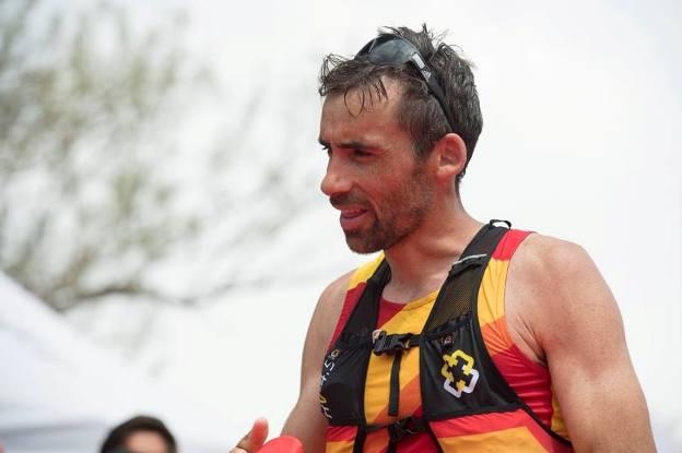 Luis Alberto Hernando, un corredor de lujo en la Xtreme Trail de El Pozo Sotón
