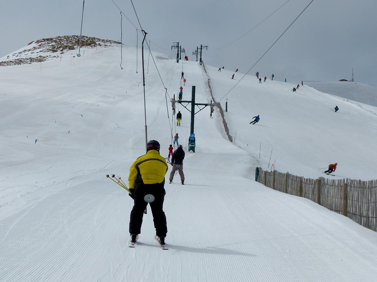 La temporada en Masella ha tenido un total de 173 días de esquí ininterrumpidos. FOTO: Masella