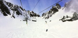 Arcalís despedía este final de abril la temporada con tres metros de nieve