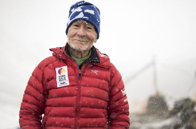 El alpinista podría alcanzar la cima del Dhaulagiri a partir del 14 de mayo