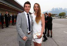 Marcel Hirscher y Laura Moisl se casaron el sábado en Ibiza. FOTO: Comité Olímpico Austriaco