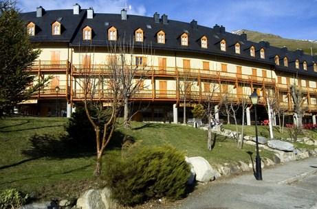 El resort del Plà de l'Ermita, un complejo ideal para conocer a fondo la Vall de Boí