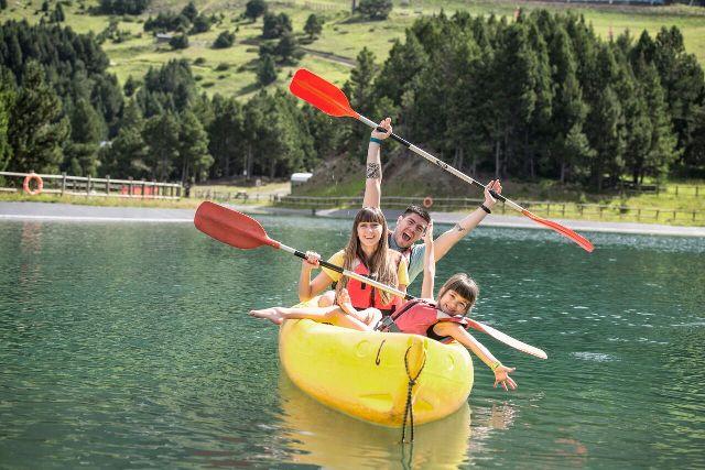 Grandvalira arranca la temporada estival con actividades for El tenedor andorra