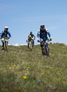50 km de BTT en La Molina FOTO: FGC