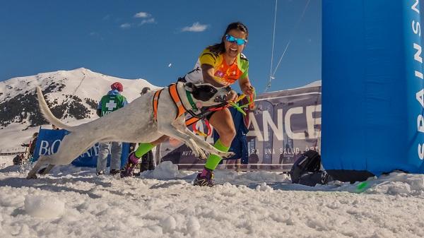 La excelencia deportiva en todas las modalidades de la RFEDI es otro de los objetivos de Peus y su junta FOTO: RFEDI Spainsnow
