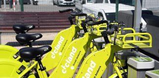 Las bicicletas eléctricas de Cicland estarán a pleno rendimiento la semana que viene. FOTO: Forum.ad