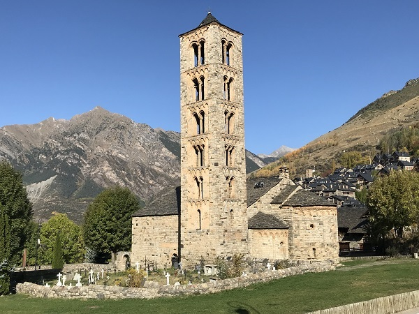 Sant Climent de Taüll, una joya del románico admirada en todo el mundo