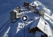 El centro invernal celebra tres décadas de funcionamiento