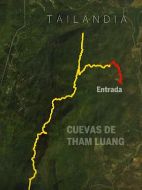 Cueva Tham Luang