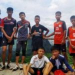 El equipo, conocido como los jabalíes, ha pasado 18 días en la cueva de Tailandia