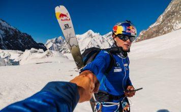 Una imagen de Andrzej Bargiel en el K2