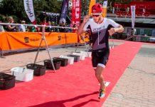 Luis Miguel del Rosal se ha impuesto a la distancia olímpica