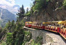 El tren de Artouste, un viaje de 10 Km inmerso en plena naturaleza