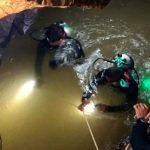 Ocho niños ya han sido rescatados con éxito