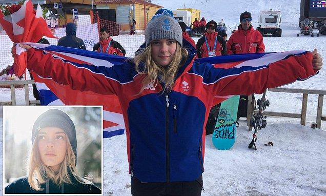 La joven británica tenía un gran futuro deportivo
