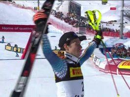 Felix Neureuther tras ganar el bronce en el Mundial de St. Moritz 2017