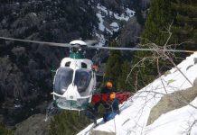 La Guardia Civil alerta del aumento de riesgo de accidentes este verano en el Pirineo de Huesca FOTO: Facebook José Luis Gomez Quintero