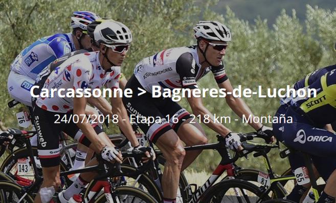 El Tour de Francia recala por las carreteras de la Val d'Aran durante un tramo de 18 Km
