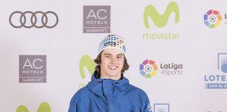 Thibault Magnin cierra el Mundial junior de freeski con un bronce en big air y una undécima plaza en slopestyle. FOTO: RFEDI Spainsnow