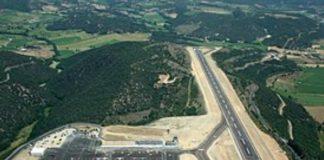 A diferencia del aeropuerto de la Seu d'Urgell, el de Andorra El de Andorra quiere volar fuera de Europa