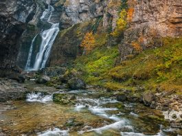 El Parque Nacional de Ordesa y Monte Perdido ocupa el 8% de la superficie protegida en España