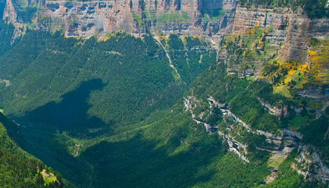 El Parque ocupa 15.605 hectáreas
