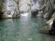Una imagen del barranco Ordiso, Torla