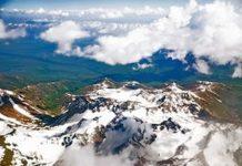 Una imagen de la cordillera del Pamir (Tayikistán)