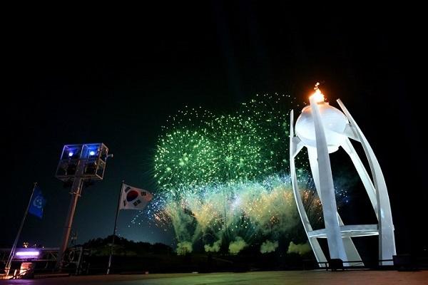 Tras los fastos de la ceremonia de clausura, el estadio olímpico de Pyeongchang fue derruido. FOTO: www.olympics.org