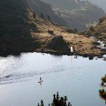 El aumento de visitantes y la gran aceptación de actividades al aire libre, claves del aumento del 11% de ingresos este verano en Vallnord-Ordino Arcalís. FOTO: Toni Grases @photoset.es