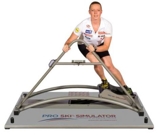 PRO SKI up mejora la condición física de los esquiadores