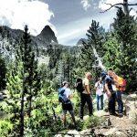 Se lanzan las becas para técnico deportivo de media montaña. FOTO: TDME Aragón