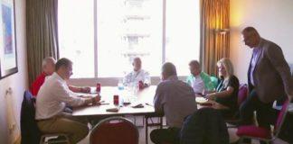 El consultor del COI, Gilbert Fellí, da un informe favorable a Pirineus-Barcelona tras la visita técnica de tres días a La Molina y Baqueira
