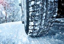 Las ruedas de invierno tiene mayor agarre sobre la nieve y reducen la distancia de frenado