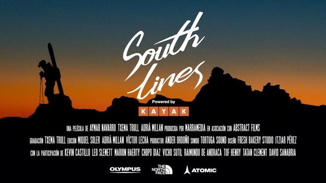 El documental resumirá el último viaje de Aymar y Txema a la cordillera de los Andes