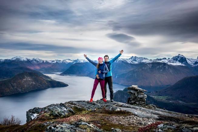 Jornet y Forsberg viven en Noruega desde hace algunos años