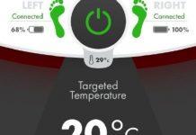 La aplicación Custom Heat Connect de Salomon se activa desde el móvil