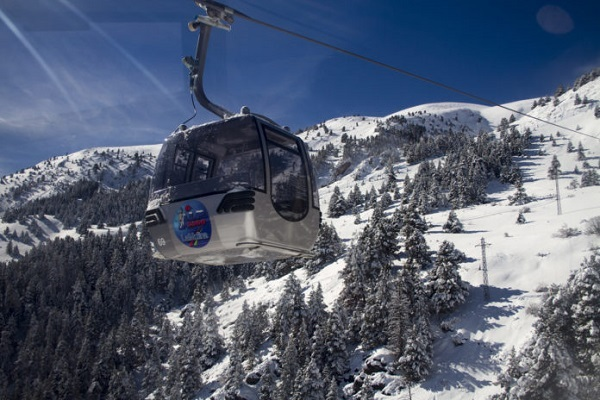 De las cinco estaciones del grupo FGC, La Molina ha sido la que más visitas recibió la pasada temporada