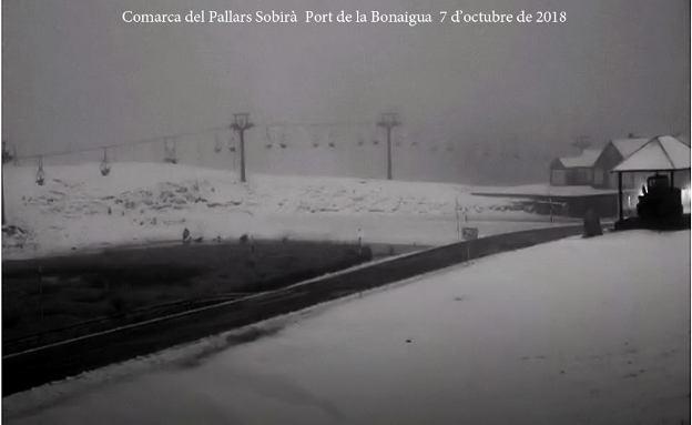 Port de la Bonaigua