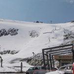 Pese a la poca nieve, la FIS confía en poder celebrar los gigantes inaugurales en Soelden. FOTO: Lorenzi-raceskimagazine.it_