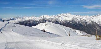 Cerler abre este viernes con 30 km de pistas esquiables. FOTO: Aramón