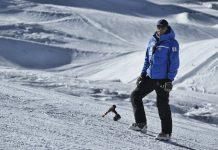 Corrado Momo es el entrenador del equipo RFEDI de alpino. FOTO: RFEDI/Spainsnow