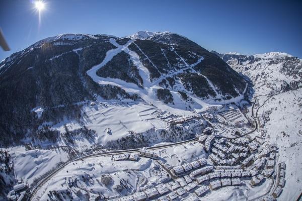 Soldeu El Tarter será foco de atención mundial durante las finales de la Copa del Mundo de alpino el próximo marzo.